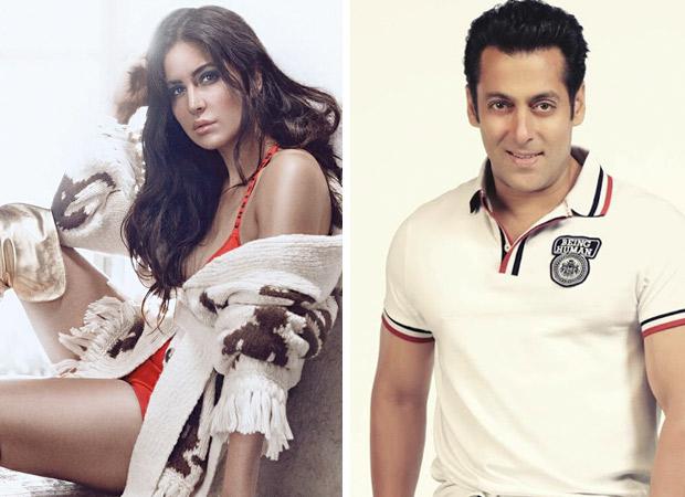 What is Katrina Kaif doing in Salman Khan's car? (Watch video)