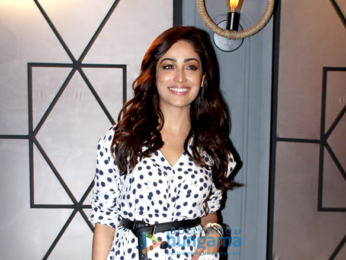 Yami Gautam spotted at Habitat in Khar