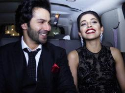 A Dubai Fan CRIES non stop, Varun Dhawan consoles her