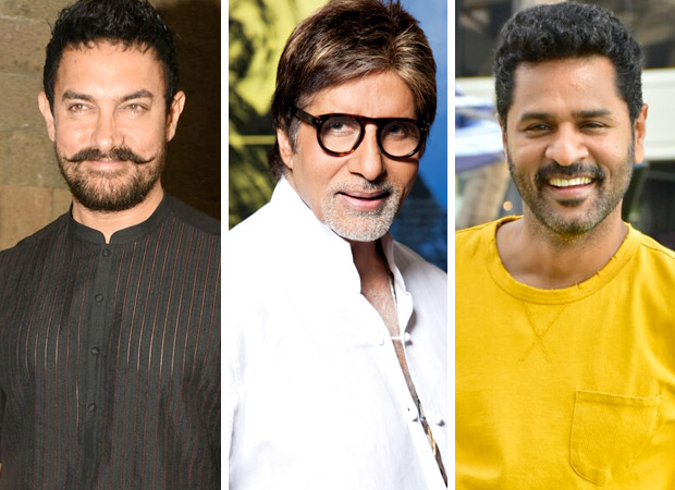 """""""Aamir Khan and Mr Bachchan are doing hard core dancing in Thugs of Hindostan"""" – Prabhu Dheva"""