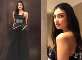 Athiya Shetty spells DRAMA in this Amit Aggarwal ensemble