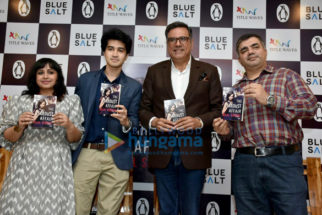 Boman Irani snapped attending a book launch