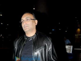 Deepika Padukone, Arjun Kapoor, Ranbir Kapoor and Abhishek Bachchan snapped at the airport
