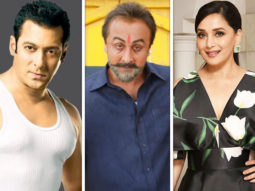 FIND OUT which actors are playing Salman Khan, Madhuri Dixit, Tina Munim and others in Ranbir Kapoor starrer SANJU Features
