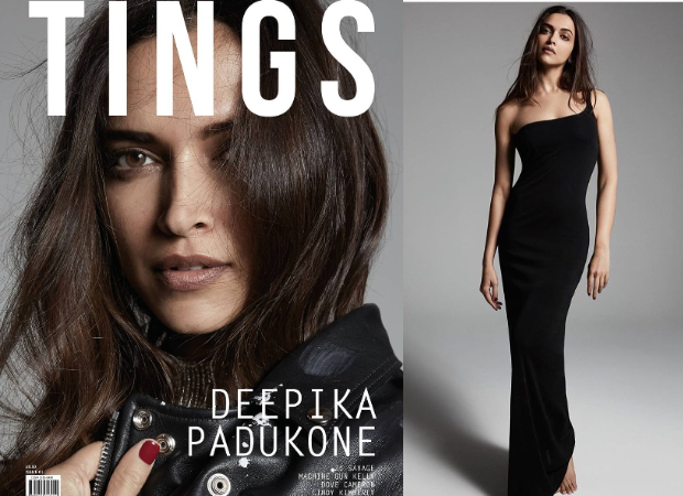 Deepika Padukone makes stunning debut as cover girl of TINGS magazine