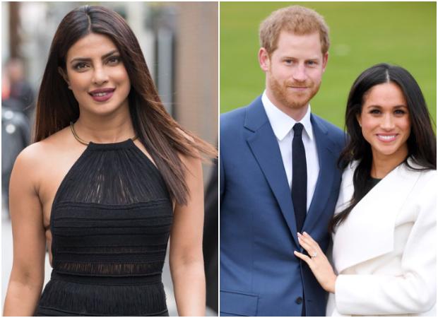 Priyanka Chopra was 'scammed' into talking about Meghan Markle's wedding