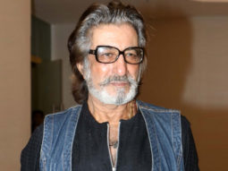 Shakti Kapoor At The Teaser Launch Of The Film The Journey of Karma