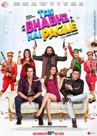 First Look Of The Movie Teri Bhabhi Hain Pagle