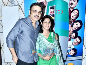 Trailer launch of Khajoor Pe Atke with the cast
