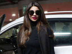 Airport Spotting Daisy Shah, Post Race 3 Shoot with Salman Khan