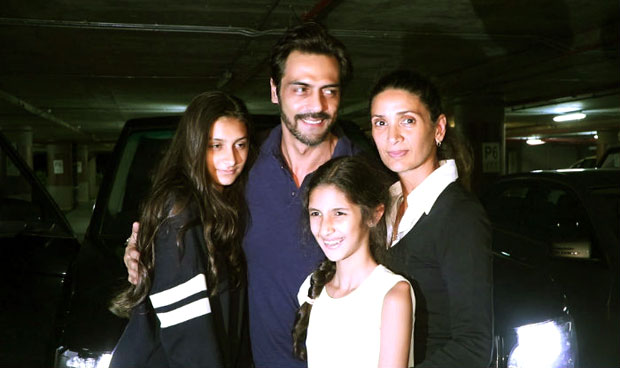 Arjun Rampal, Mehr Jesia part ways after 20 years