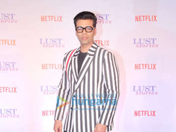 Celebs grace the trailer launch of Lust Stories
