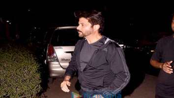 Celebs snapped at Sunil Lulla's home