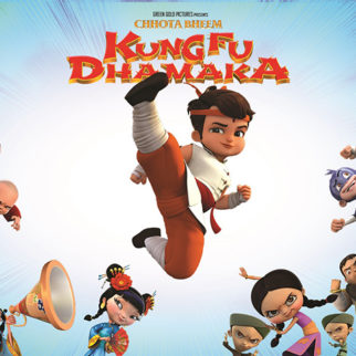 First Look Of Chhota Bheem: Kung Fu Dhamaka