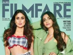 Kareena Kapoor Khan, Sonam Kapoor Ahuja On The Cover Of Filmfare