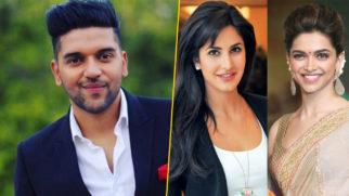 Guru Randhawa I would shoot a video with Katrina & Deepika RAPID FIRE SRK Salman