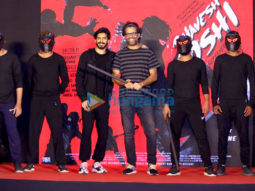 Harshvardhan Kapoor snapped promoting Bhavesh Joshi Superhero at Infinity Mall
