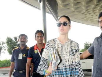 Kareena Kapoor Khan, Ameesha Patel and others snapped at the airport