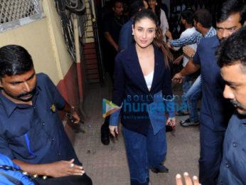 Kareena Kapoor Khan, Swara Bhaskar & Sonam Kapoor Ahuja snapped outside the Red FM office
