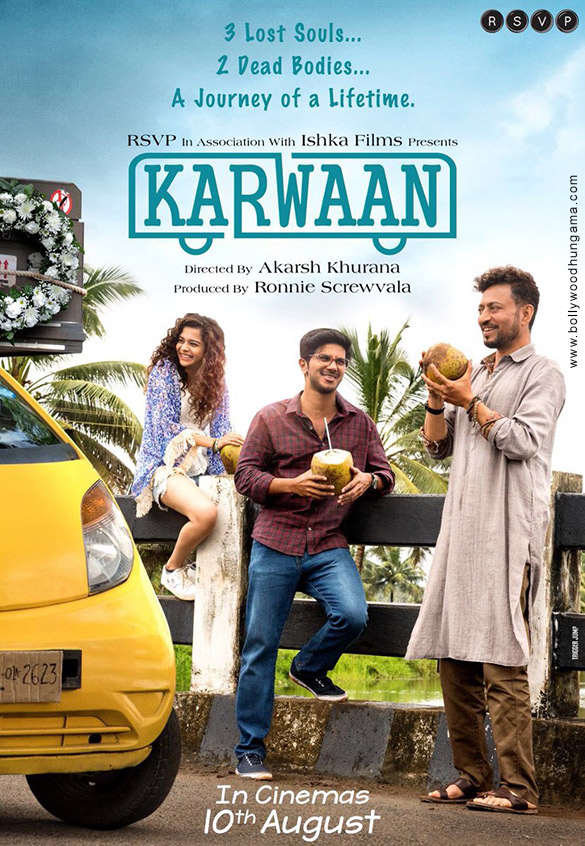 First Look Of The Movie Karwaan