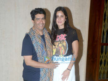 Katrina Kaif spotted at Manish Malhotra's house