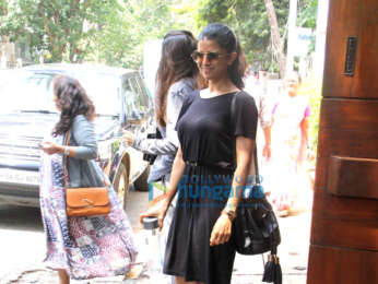 Nimrat Kaur snapped in Mumbai