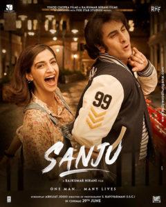 SANJU (2018) con RANBIR KAPOOR + Jukebox + Sub. Español + Online Sanju-3-240x300