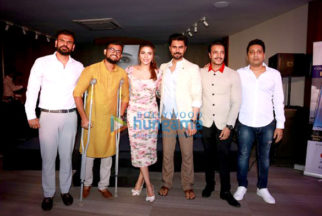 Shama Sikander snapped at her short film launch
