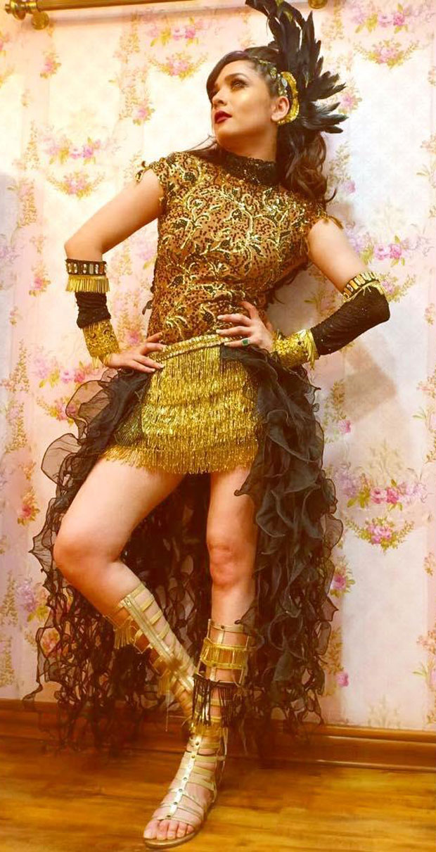 Sushant Singh Rajput's ex-girlfriend Ankita Lokhande SLAYS it in this 60s inspired look and we can't get enough of it!