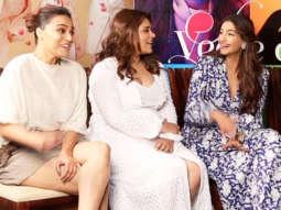 Veeres' Kareena, Sonam, Swara & Shikha discuss about much talked about ORGASM scene!!!