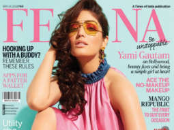 Yaami Gautam On The Cover Of Femina