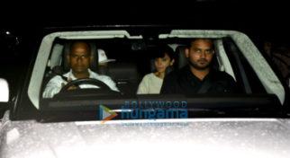 Anushka Sharma and Virat Kohli snapped in Mumbai