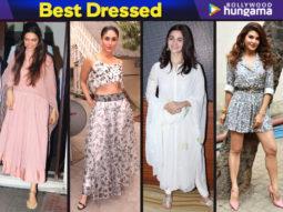Best Dressed Celebrities