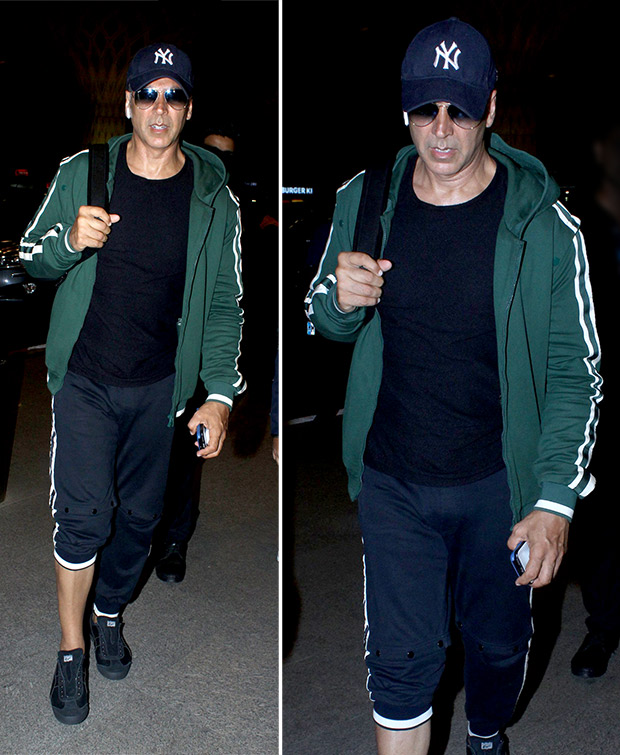 Celebrity Airport Style - Akshay Kumar