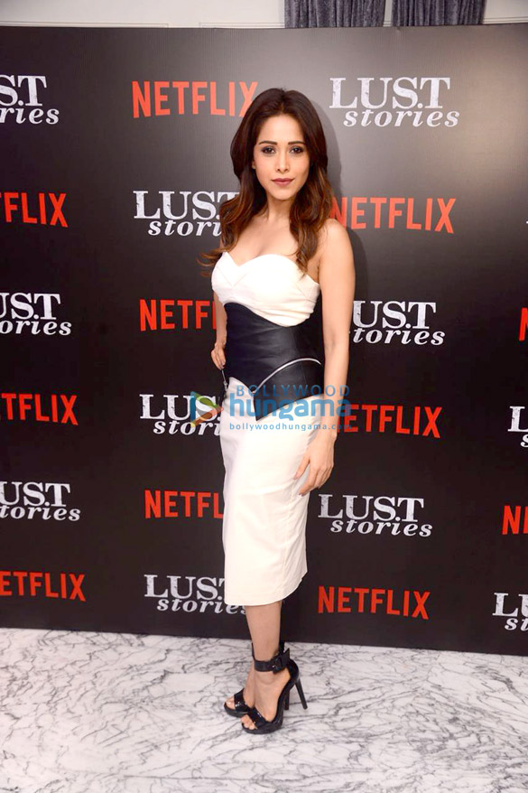 Celebs grace special screening of Lust Stories