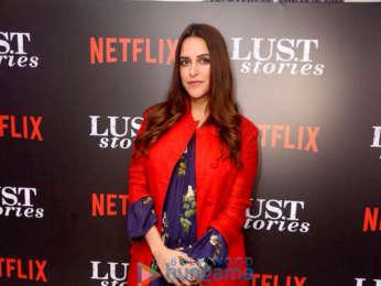 Celebs grace special screening of Lust Stories
