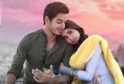 Movie Stills Of The Movie Dhadak