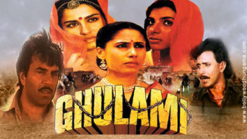 First Look Of The Movie Gulami