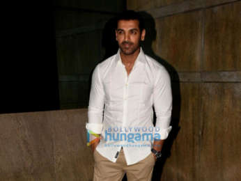 John Abraham pays tribute to India's Unsung Heroes