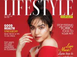 Adah Sharma On The Cover Of Lifestyle