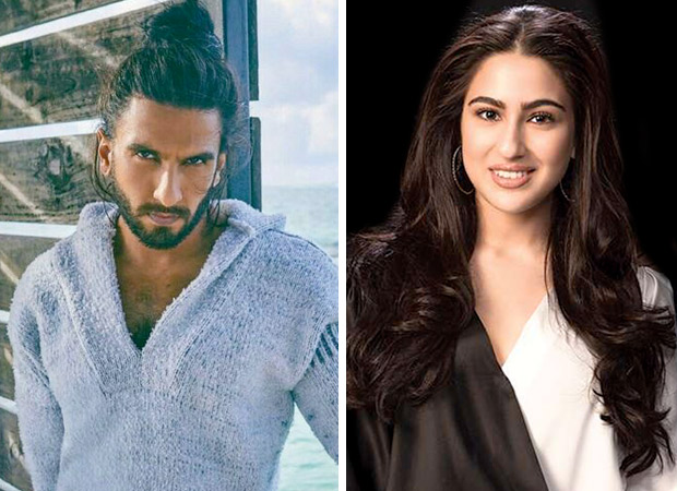 90s Rewind: Ranveer Singh and Sara Ali Khan will take you back in time with the remake of the song 'Aankh Maare' in Simmba