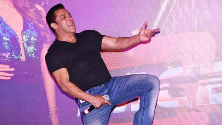 Salman Khan on how he wrote and sang the song #IFoundLove from Race 3