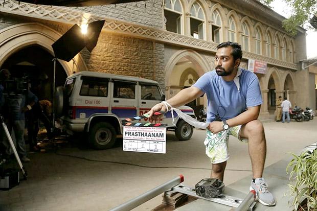 Sanjay Dutt, Ali Fazal, Manisha Koirala begin shoot of Prasthaanam