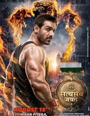First Look Of The Movie Satyameva Jayate