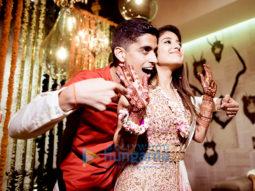 Shweta Tripathi and Chaitnya Sharma get married in Goa