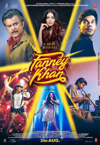 First Look Of The Movie Fanney Khan