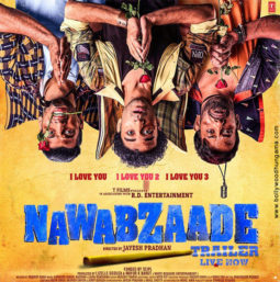 First Look Of Nawabzaade