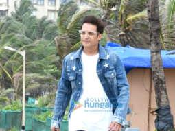 Saheb Biwi Aur Gangster cast promote the film in Mumbai