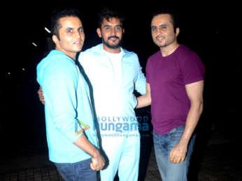 Varun Dhawan, Farhan Akhtar and others snapped at PVR, Juhu