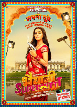First Look Of Bhaiaji Superhitt